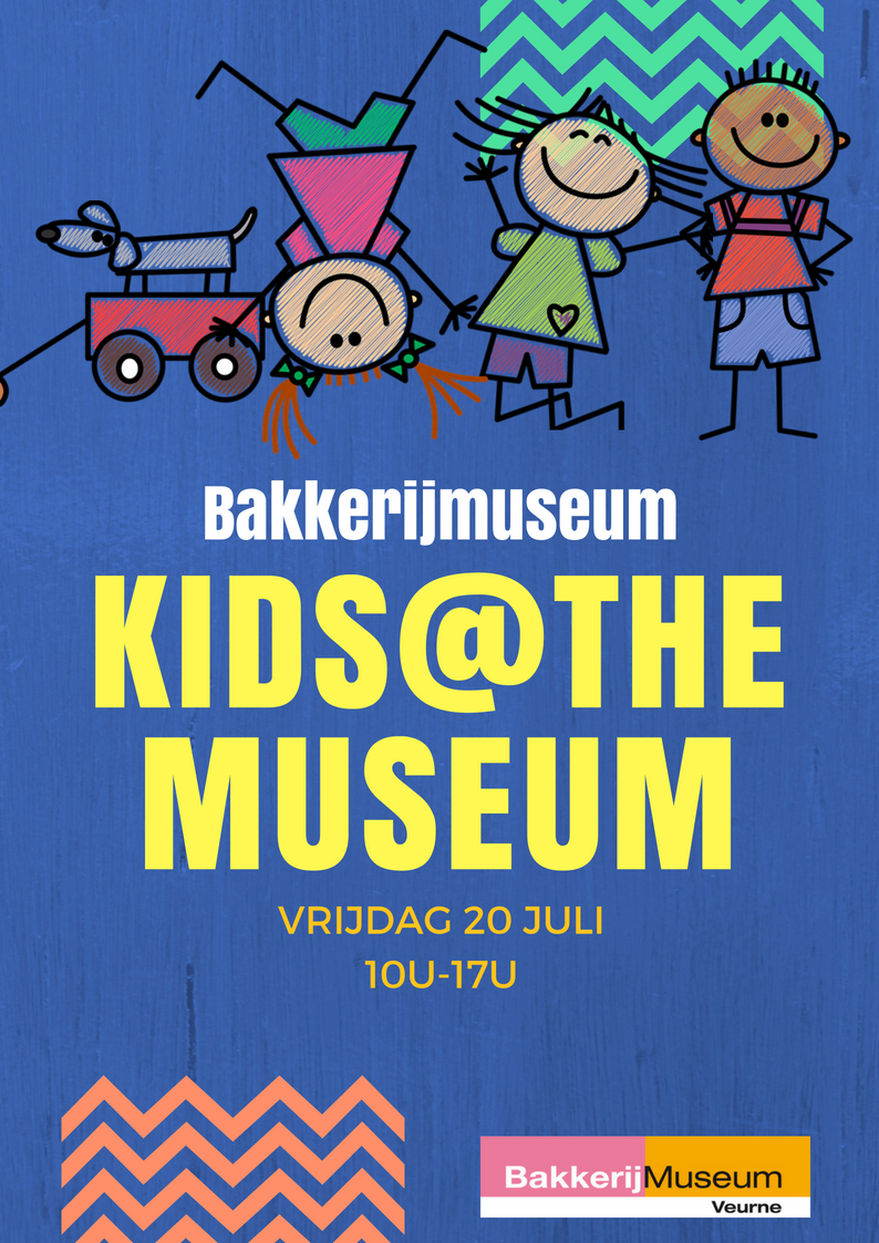 20/07: KIDS@THEMUSEUM
