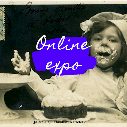ONLINE EXPO: Cake!/TAART (ENG)